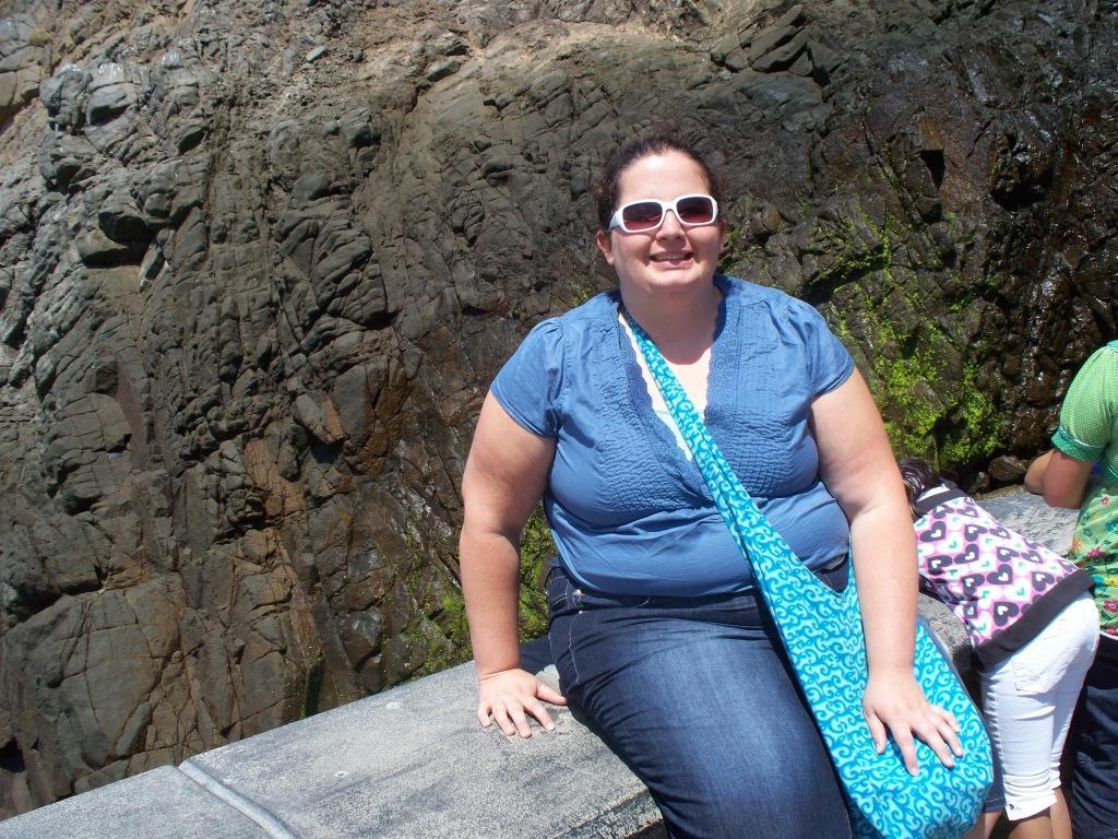 Here I am at Ensenada