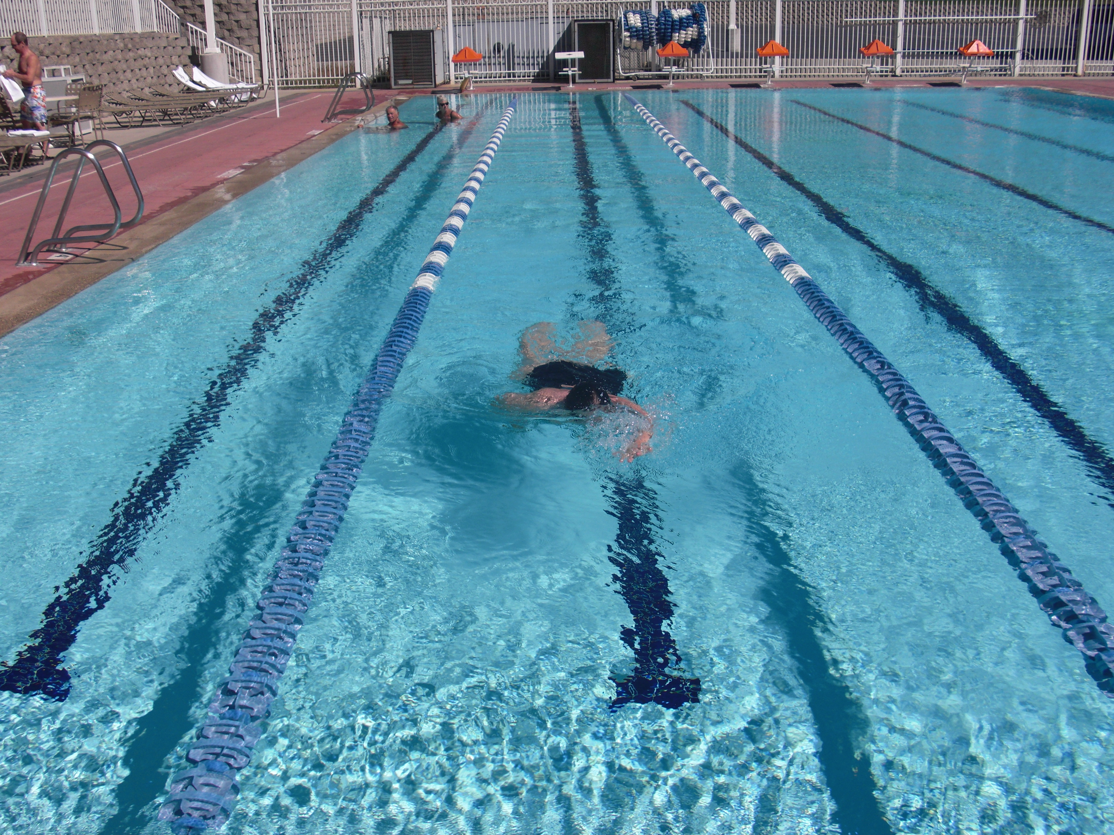 Image Gallery Swimming Laps