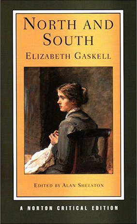 I love Gaskell and North and South is probably my favorite book