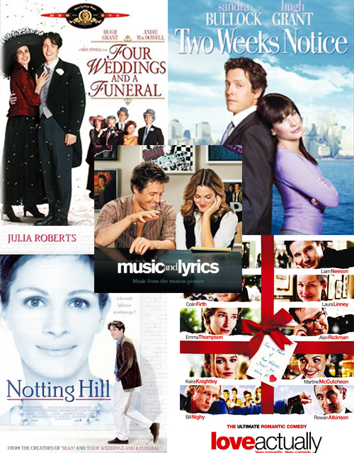 Romantic Comedy Cliches I'm Sick of...