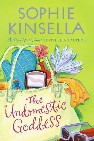 Undomestic Goddess is probably my favorite Kinsella novel. I love anything that is about work, why we work, why we over-work, work vs. family etc. Especially interesting is the contrast of old vs new work.