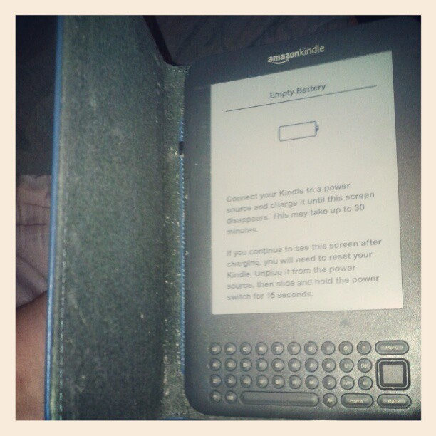 My old kindle