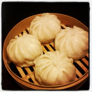 Who can't like steamed pork buns.