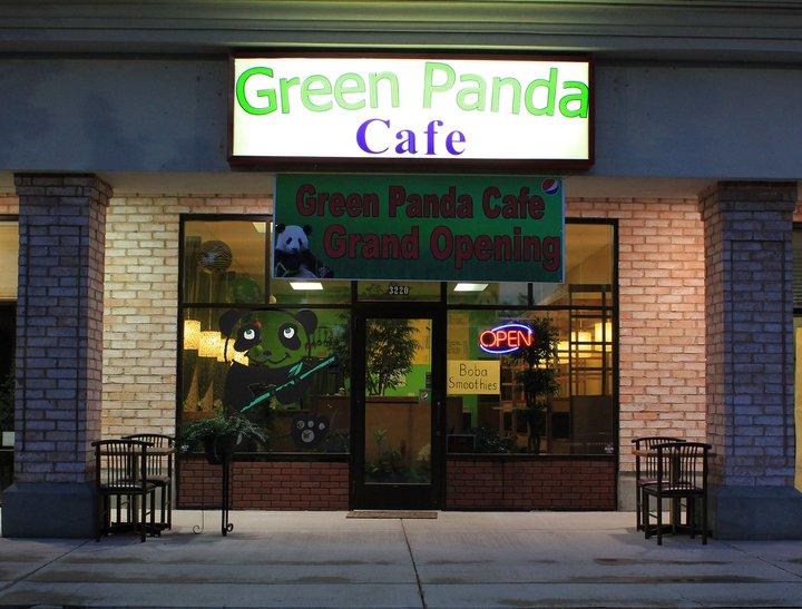 Green Panda Cafe – Smilingldsgirl's Weblog  Green Panda Caf...
