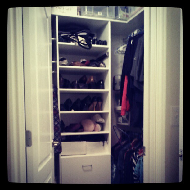 closet. Love!
