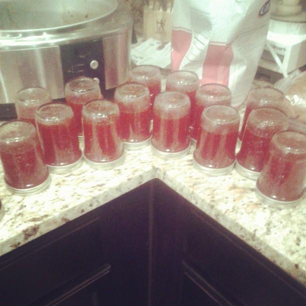 Strawberry Jam (5/6)