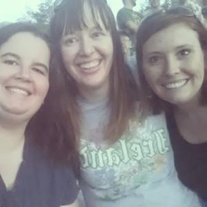 Hawaii girl reunion Rachel, Rachel and Emilee