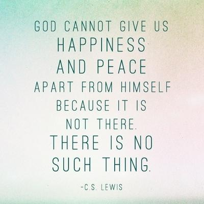 C. S. Lewis and the meaning of freedom.