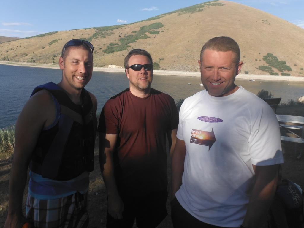 Josh, Goody, Gordon