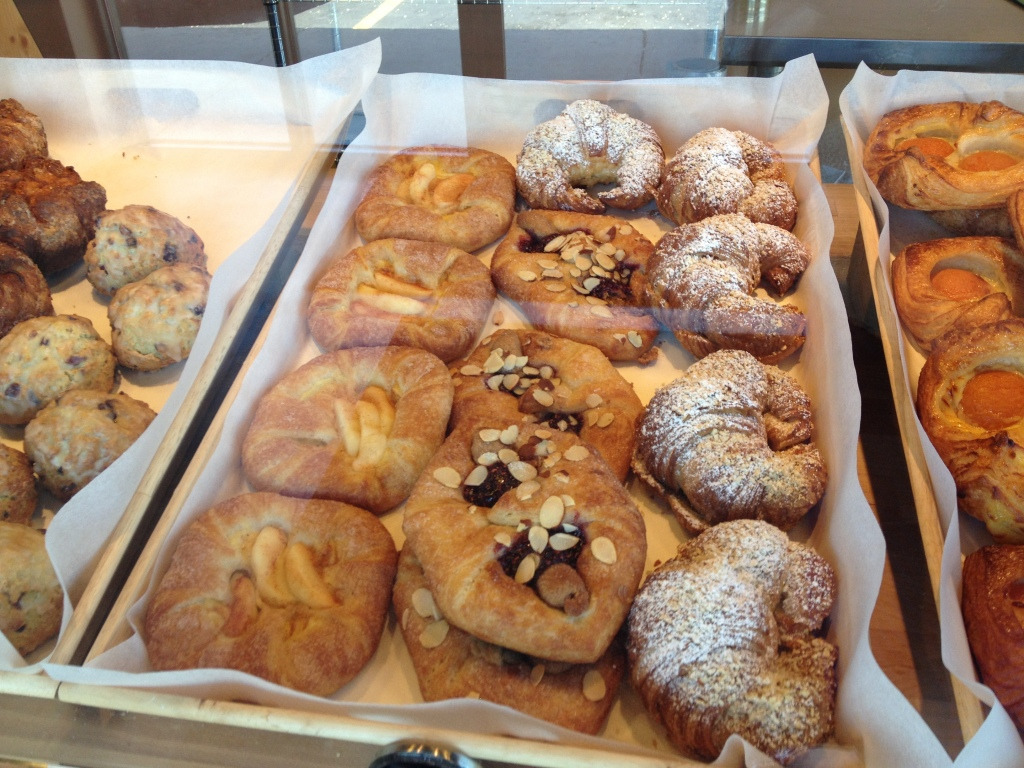 pastries to die for!