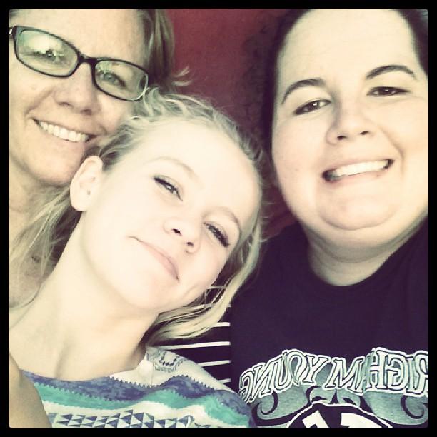 3 Wagner girls
