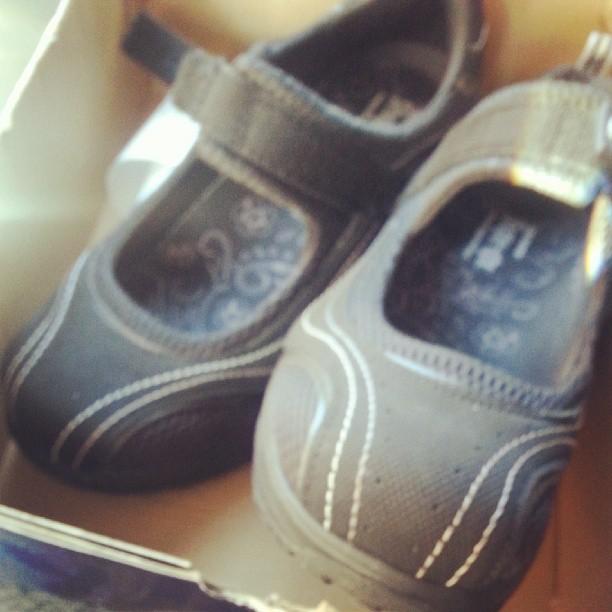 Hurray comfortable shoes!