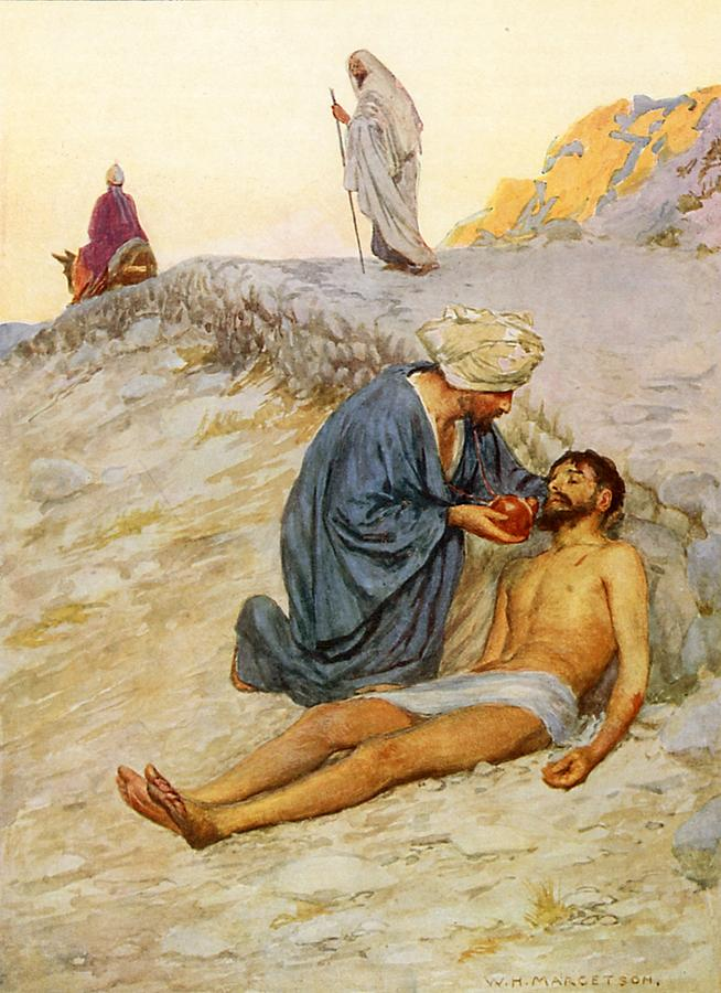 Commentary on Luke 10 (The Good Samaritan)Tough Questions Answered ...