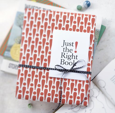 Just-the-Right-Book