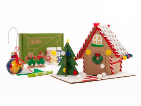 Christmas Gingerbread kit