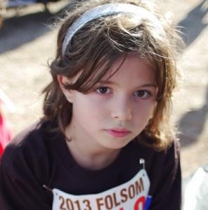 My niece Olive