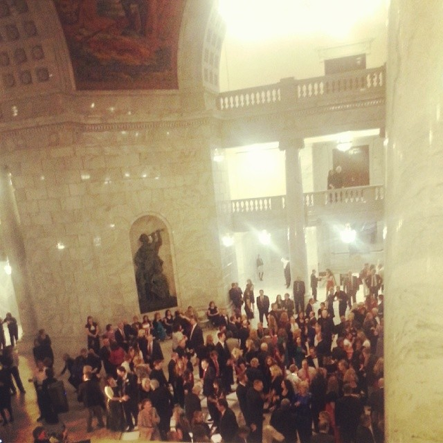 Capitol dance is so pretty!