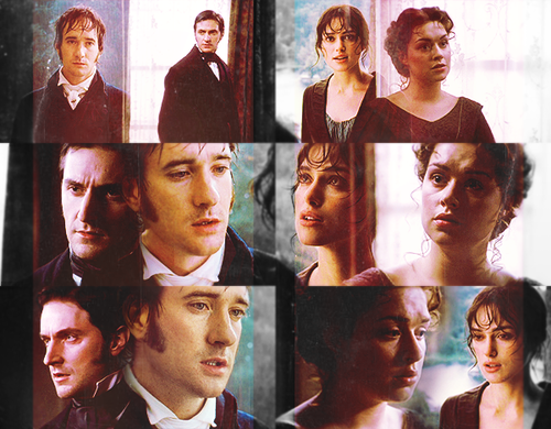 north and south vs pride and prejudice