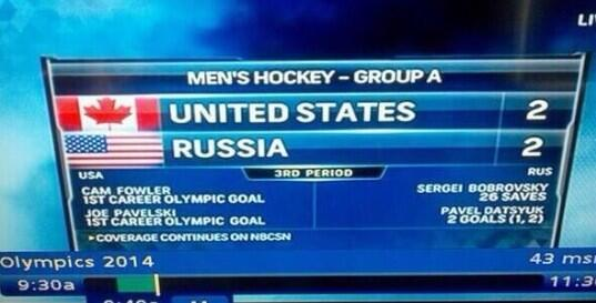 NBC sigh...