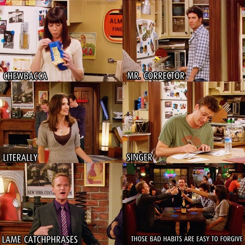 HIMYM: Best of How I Met Your Mother (6/6)