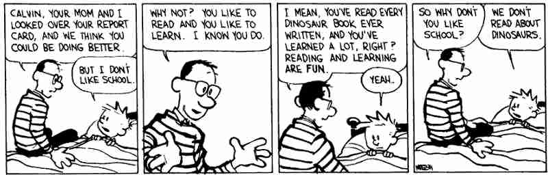 884 best Calvin and Hobbes images on Pinterest