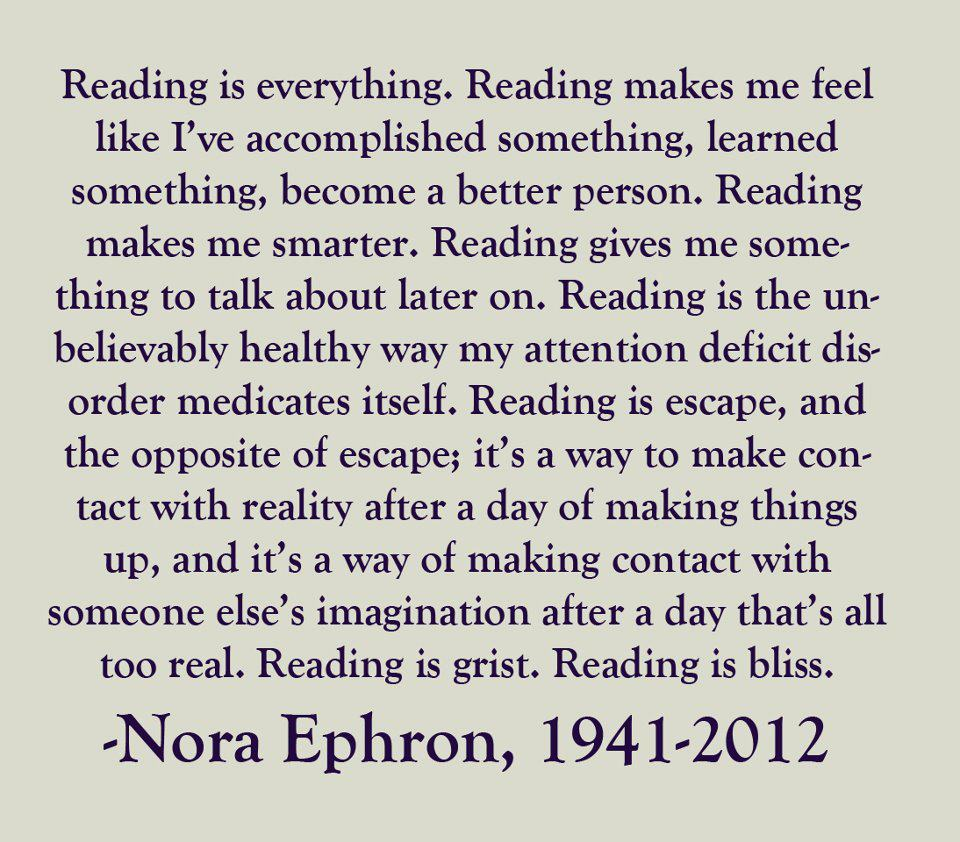 nora ephron i feel bad about my neck s weblog nora ephron quote
