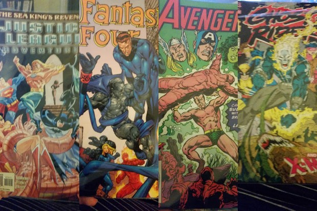 comic books1