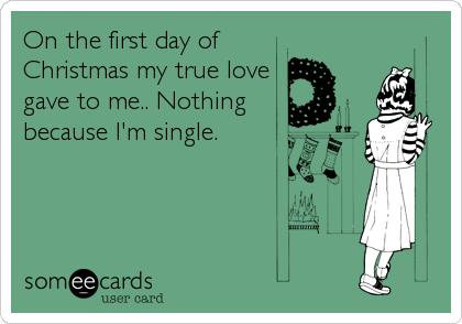 single christmas