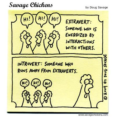 chickenextravert
