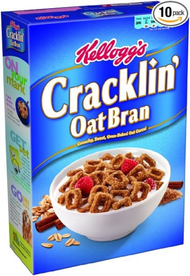 cracklin oat bran