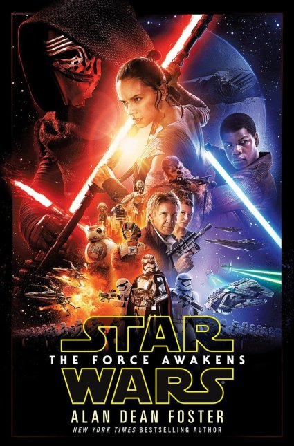 force awakens novelization