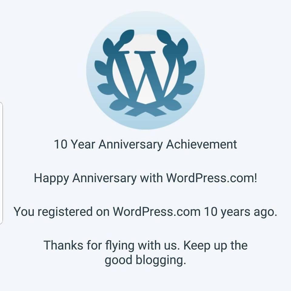 10 Year Blogging Anniversary Smilingldsgirls Weblog