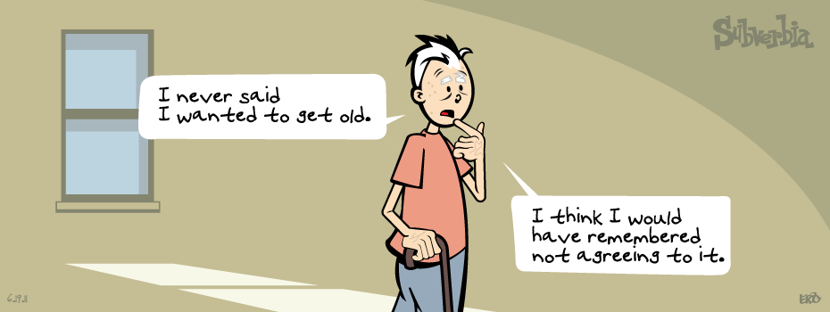 getting-old