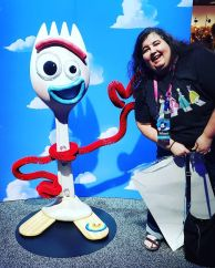 forky and rachel